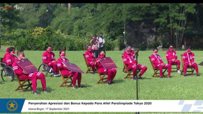 Kontingan Indonesia Paralimpiade Tokyo 2020