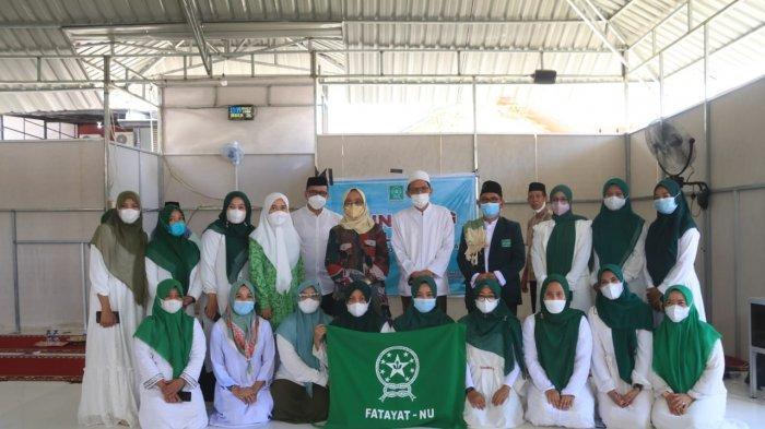 Wagub Sulbar Launching Sekolah Arah Fatayat NU Sulbar