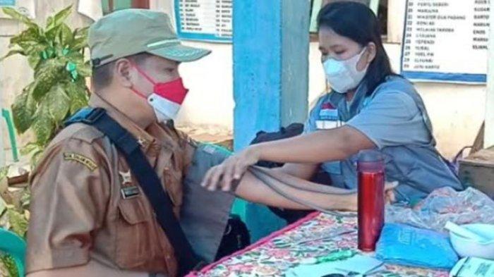 Dinkes Mamasa Buka Layanan Ksehatan di Posko Pengungsian Korban Bencana Tabulahan