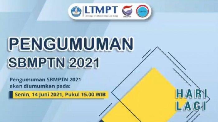 Link Pengumuman SBMPTN 2021 dan Cara Melihat Pengumuman SBMPTN 2021 di 30 Laman Mirror
