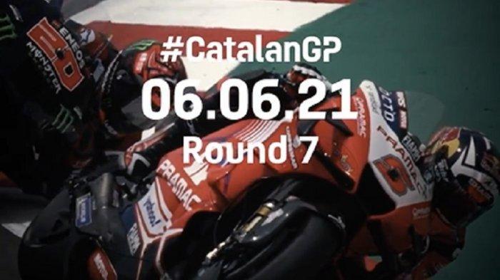 TONTON Live Streaming Trans7 MotoGP Catalunya 2021: Live Race Pukul 19:30 WIB via Vidio.com