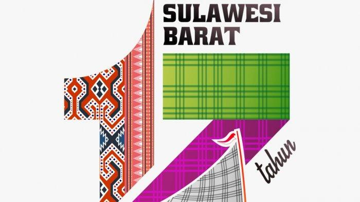 Logo HUT ke-17 Sulbar 2 Kali Berubah, Sudah Ada Corak Sekomandi Kalumpang dan Sambuk Mamasa