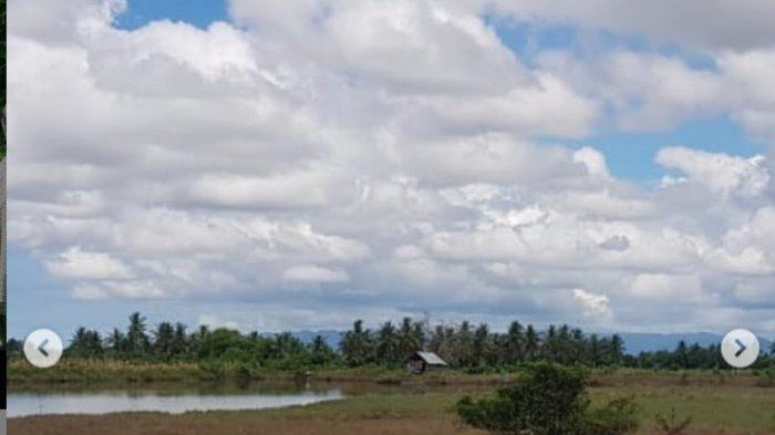 Lokasi pembangunan bandara Polewali Mandar