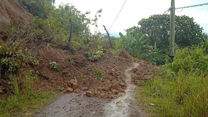 Banjir dan Longsor di Mamasa, 2 Desa Terisolir & 3 Jembatan Terputus