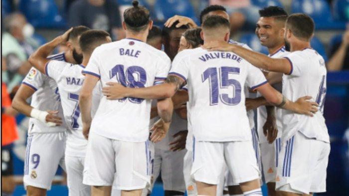 Alaves vs Real Madrid: Los Blancos Awali Kompetisi dengan Sempurna, Pesta Gol di Babak Kedua