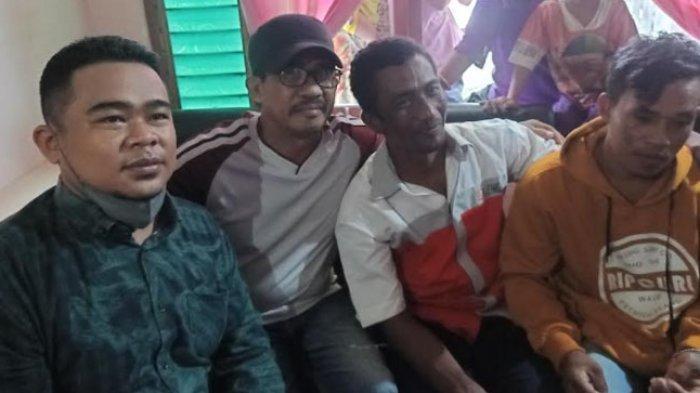Dua Nelayan Majene Ditemukan 50 Mill di Perairan Sebelum Kota Baru Kalimantan Selatan