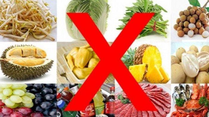 Derita Asam Urat, Berikut 12 Makanan Pantangan yang Perlu Dihindari
