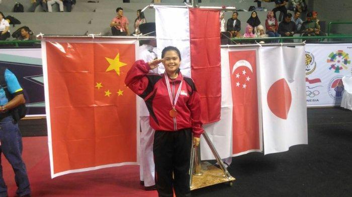 PROFIL Maria Ulfa, Atlet Takraw Cantik Sulbar Akan Berlaga di PON XX Papua