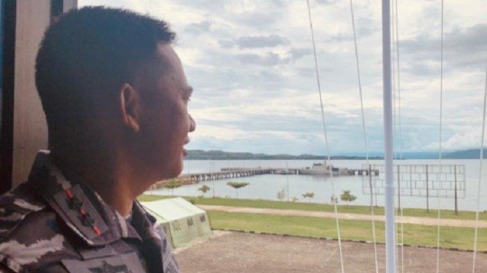Pascagempa Sulbar, Danlanal Mamuju Koleksi Topi Kapal Republik Indonesia