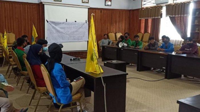 Hari Tani Nasional, Mahasiswa Tuntut Petani Majene Diperhatikan