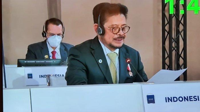 Jadi Ketua G-20 Bidang Agriculture, Mentan Sebut Indonesia Siap Bantu Krisis Pangan di Afrika