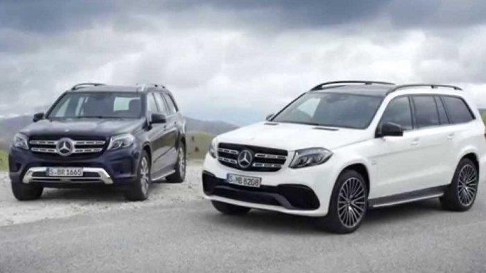 Randis Bupati Polman Andi Ibrahim Masdar Seharga Rp 2,5 M, Jenis Mercedes Benz