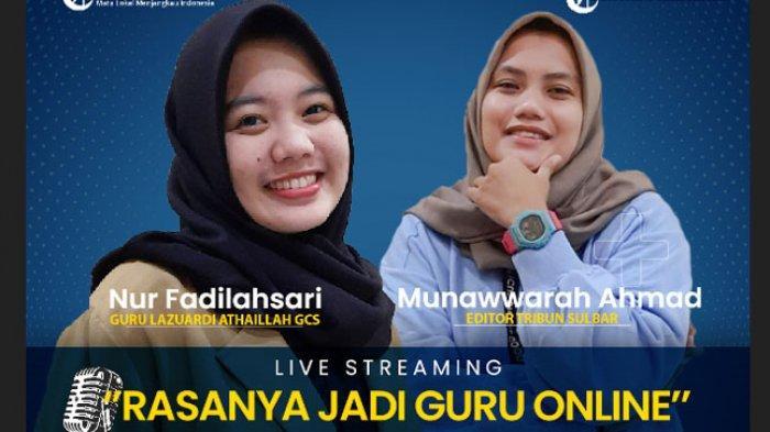 Guru Lazuardi Athaillah GCS, Nur Fadilahsari Bintang Tamu Millennials Speak