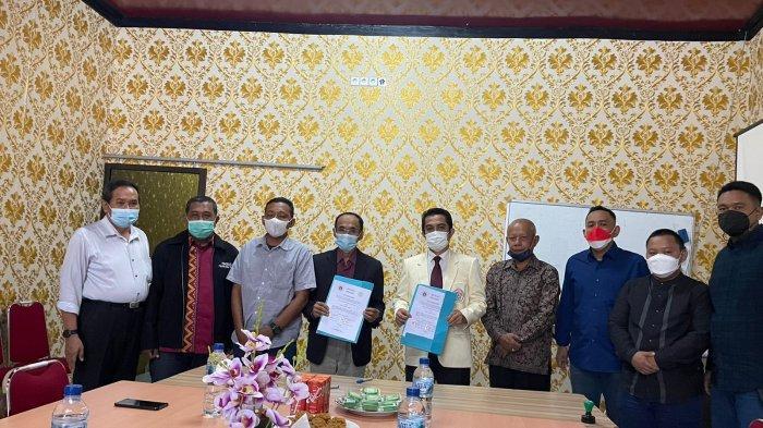 Unika Mamuju & Stimik Handayani Makassar Bangun Kerjasama Pengembangan SDM