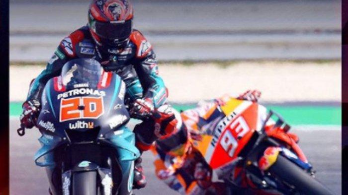 LINK Live Streaming Trans7 MotoGP Amerika 2021 Sirkuit Austin Pukul 02.00 WIB
