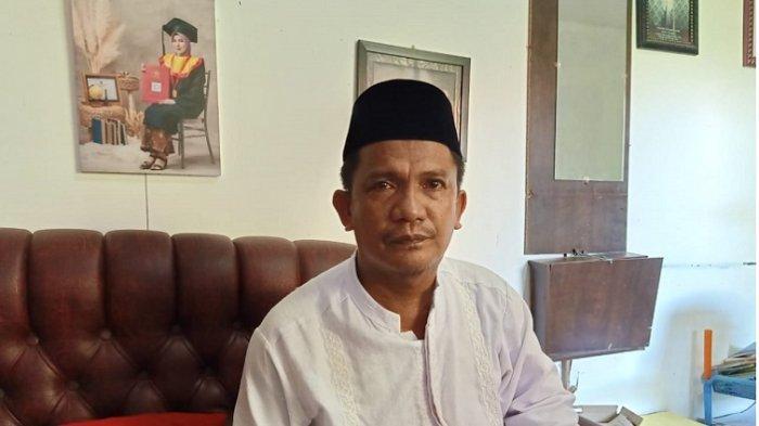 Sosok Mursalim Imam Masjid di Kota Mamuju Sukses Kuliahkan Anak-anaknya