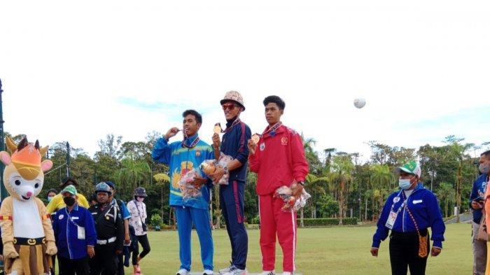 Raih Medali Perunggu di PON XX Papua, Mursalim Bahri: Saya Persembahkan untuk Warga Sulbar