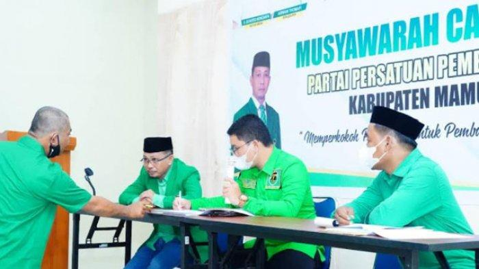 PPP Sulbar Cari Ketua DPC di 6 Kabupaten Kecuali Mamuju Tengah