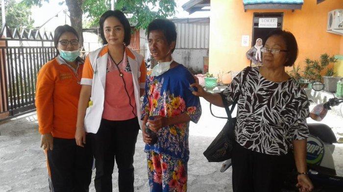 INSPIRATIF, Kisah Naomi Sampeangin, Wanita Asal Mamasa Sulbar yang Sudah 40 Tahun Merawat ODGJ