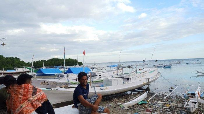Cuaca Buruk, Nelayan di Tamo Majene Enggan Melaut