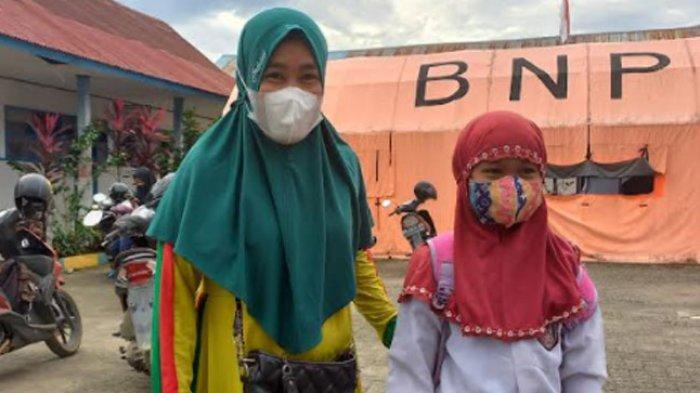 Orangtua Siswa Prihatin, Gedung Sekolah SDN 4 Mamuju Tak Kunjung Diperbaiki
