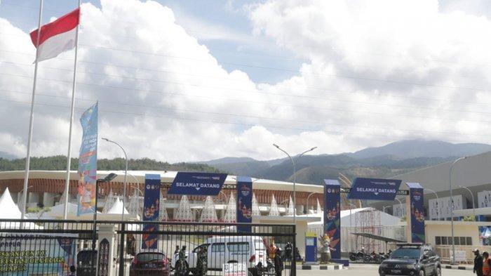 428 Unit Bus Disiapkan, Kemenhub Membangun Sarana dan Prasana Pendukung PON XX