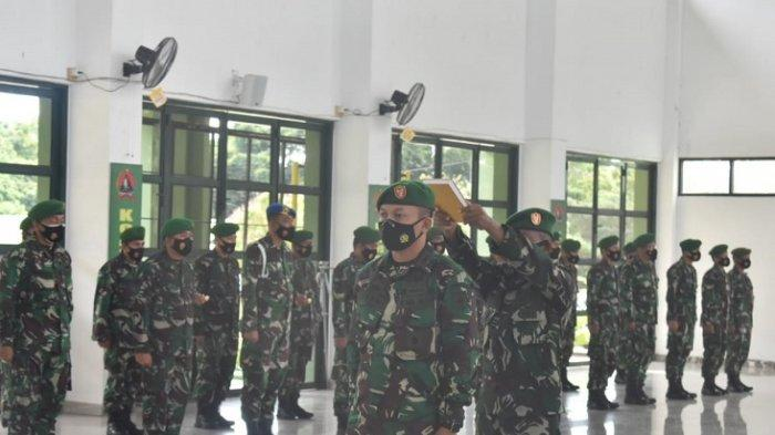 Letkol Czi Masni Etha Yanurianedhy Komandan Baru Kodim 1402/Polman