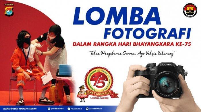 Yuk! Ikut Lomba Fotografi Polres Mamuju Tengah, Berhadiah Jutaan Rupiah