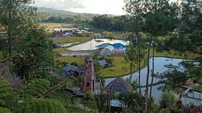 Desa Tondok Bakaru Jadi Daerah Destinasi Unggulan Sulbar, Wabup Mamasa: Kita Beri Dukungan
