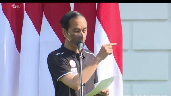 Presiden Jokowi Sambut Kontingen Paralimpiade Tokyo 2020, Berikan Bonus Rp 5,5 Miliar