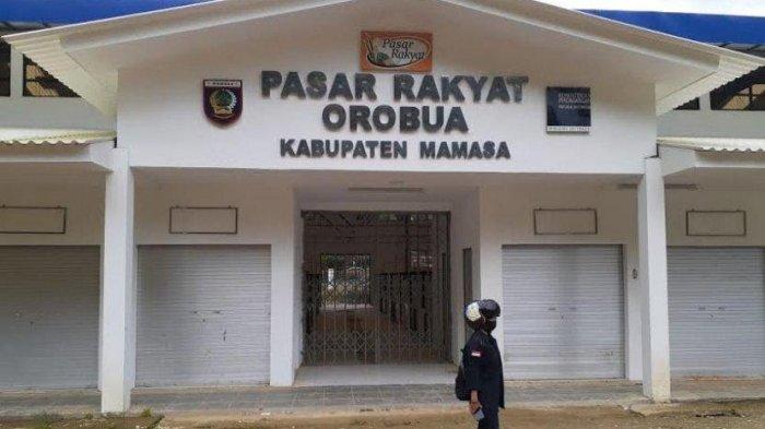 Pemkab Tuntaskan Ganti Rugi Satu Bidang Tanah, Wabup Mamasa Minta Pasar Orobua Segera Difungsikan