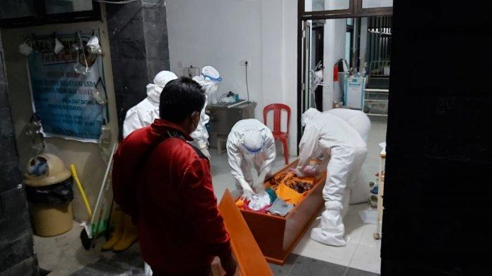 Pasien di Mamasa meninggal dunia di RSUD Kondosapata setelah dirujuk pakai mobil rental