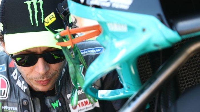 Pebalap Petronas Yamaha SRT, Valentino Rossi