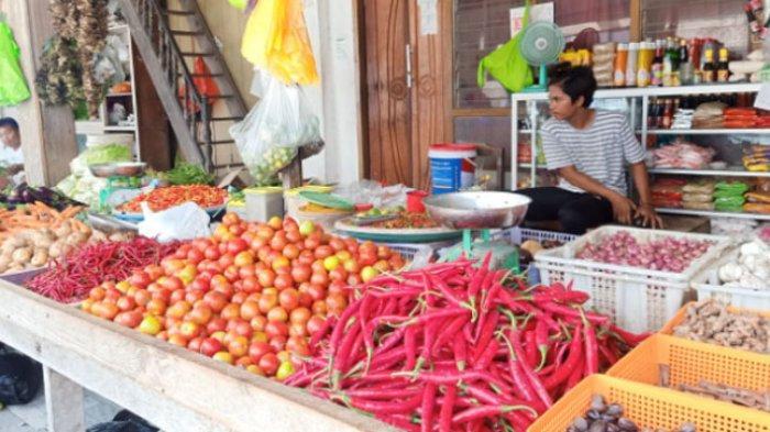Sudah Tiga Hari Harga Cabai di Pasar Sentral Majene Tembus Rp 20 Ribu per Kilogram