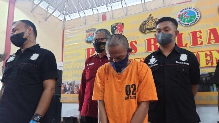 Rudapaksa Anak di Bawah Umur, Pria Onang Majene Terancam 15 Tahun Penjara