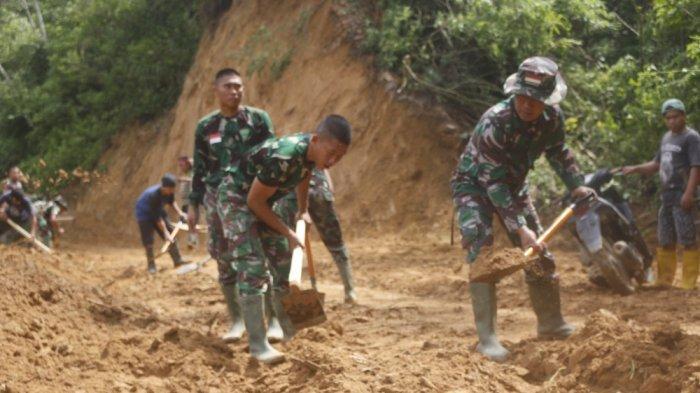 TMMD Wujudkan Harapan Masyarakat Desa Banea Mamasa
