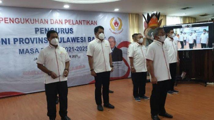 Ali Baal Masdar Dilantik Sebagai Ketua KONI Sulbar di Jakarta Hari Ini Kamis 2 September 2021