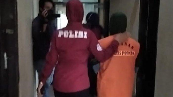 Pelaku Penipuan Jual Beli Mobil Murah di Polman Ditangkap, Ngaku Polwan