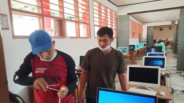 BKPP Mamasa Mulai Persiapkan Pelaksanaan Tes SKD CPNS 2021