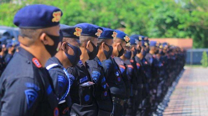 Polri Terjunkan 1.600 Personel Brimob untuk Amankan Gelaran PON XX Papua