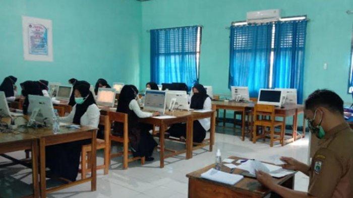 Tahap Satu Uji Kompetensi PPPK Guru di Kabupaten Majene Diikuti 803 Peserta