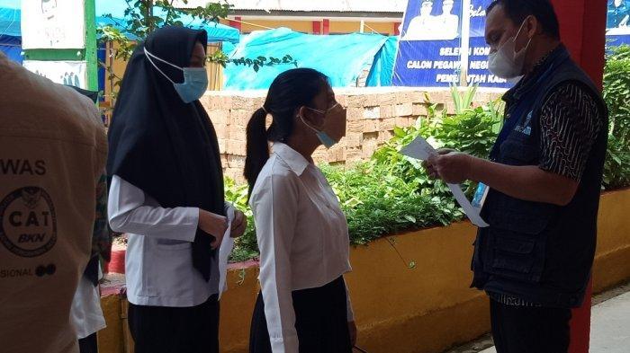 Salah Jadwal, Peserta SKD CPNS 2021 di Mamasa Batal Ikut Seleksi