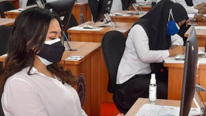 Hari Pertama SKD CPNS 2021 Kementerian Perhubungan: Kehadiran Peserta 60 Persen