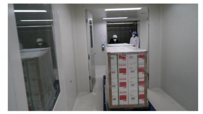 Airlangga Hartarto Jelaskan Semua Merk Vaksin Berkhasiat, 5 Juta Dosis Sinovac kembali Diterima