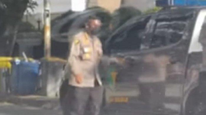 Polisi viral Kota Mamuju