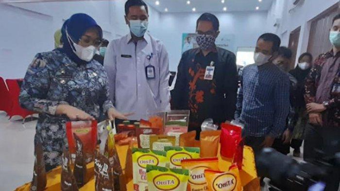 Bupati Mamuju, Sutinah Suhardi Ingin Produk UMKM Masuk Indomaret, Alfamart hingga Diekspor