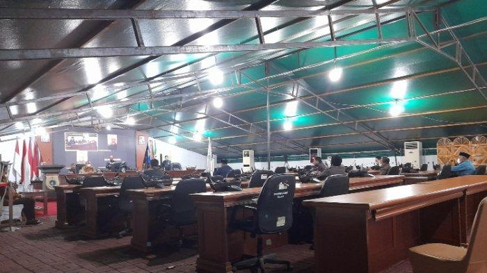 DPRD Sulbar Tak Setujui Ranperda Pertanggungjawaban APBD 2020