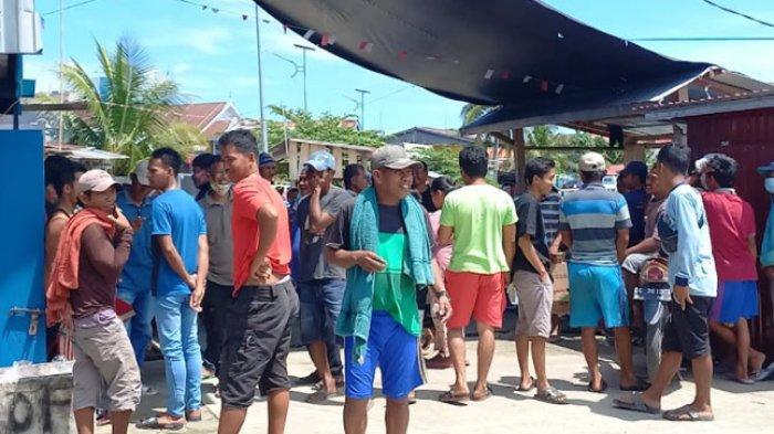 BREAKING NEWS: Ratusan Nelayan Mogok Melaut di Kelurahan Binanga Mamuju