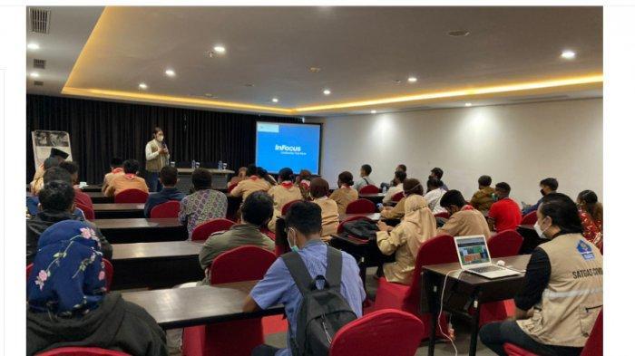BNPB Siapkan 123 Relawan Untuk Sosialisasikan Prokes di Ajang PON XX Papua