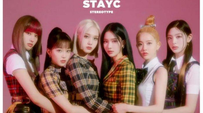 STAYC Girl Group Pendatang Baru Asal Korea Selatan Rilis Album